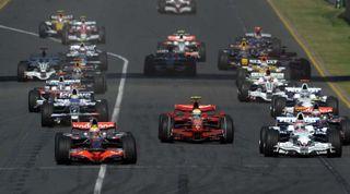 F1ozstartrace