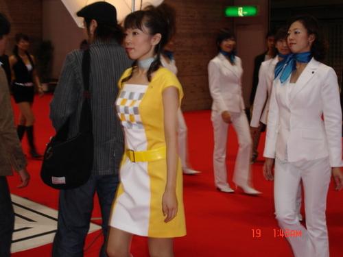 Tokyo Show Girls Again
