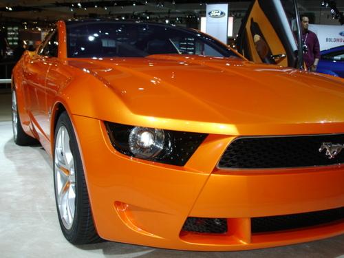 Mustang by Giugiaro