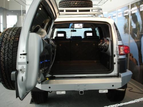 LA Auto Show's Official Vehicle