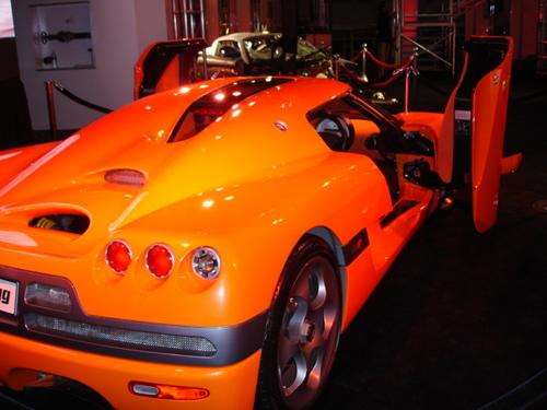 Cars from 'Redline'