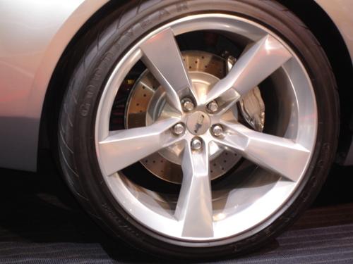 2009 Chevrolet Camaro Concept