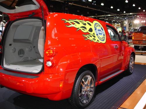 Chevrolet HHR Panel