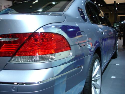 BMW Hydrogen 7-Series Car