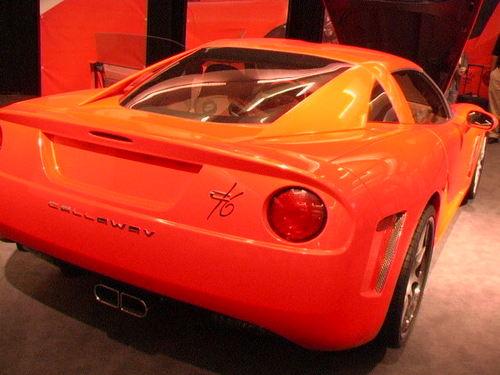 Callaway Corvette C16