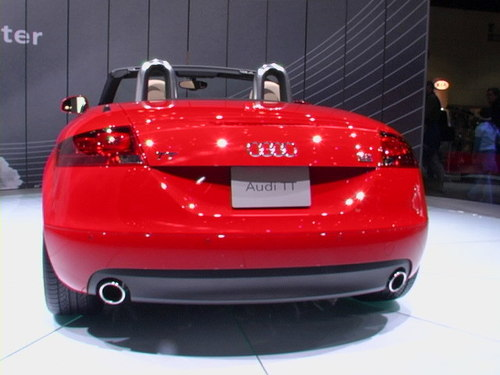 2008 Audi TT Convertible