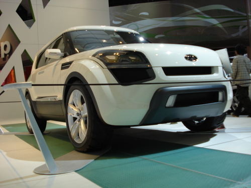 KIA 'SOUL' CONCEPT (OR FULL-ON PRODUCTION PROTOTYPE?)