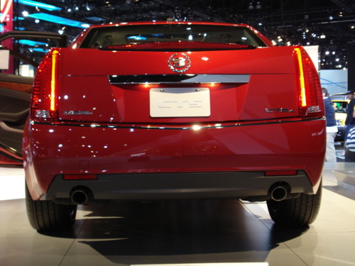 ALL-NEW CADILLAC CTS4