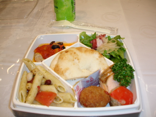 """Italian Box Lunch"""