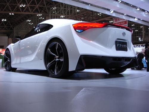 FT-HS Toyota Hybrid Concept