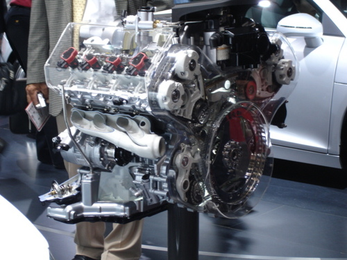 Audi''s Powerful V8 found in their new S5 model