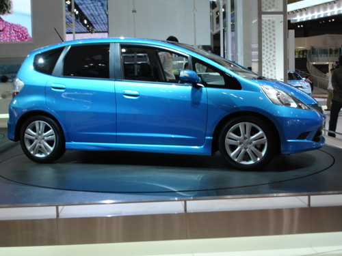 Honda's Fit RS
