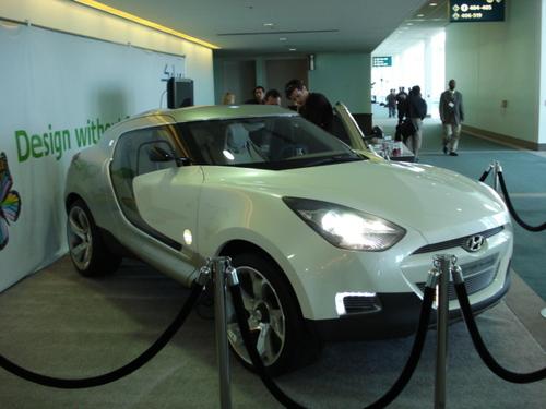 Sabic's Plastic Wonder-Car