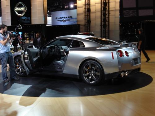 Nissan's GT-R