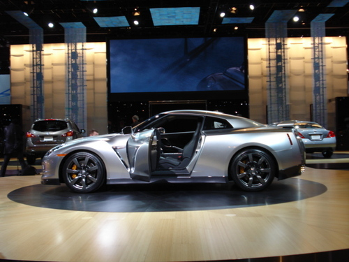 """""""Nissan GT-R"""" is its Name; No """"Skyline"""" moniker for USA"""