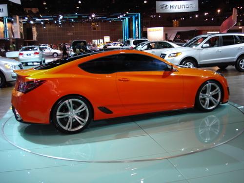 Genesis Coupe from Hyundai