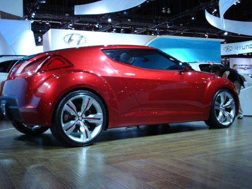 "Hyundai ""Veloster"" Concept"