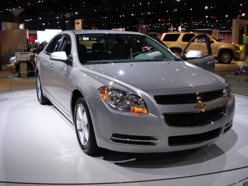 """Chevy's """"Mild  Hybrid"""" Malibu"""