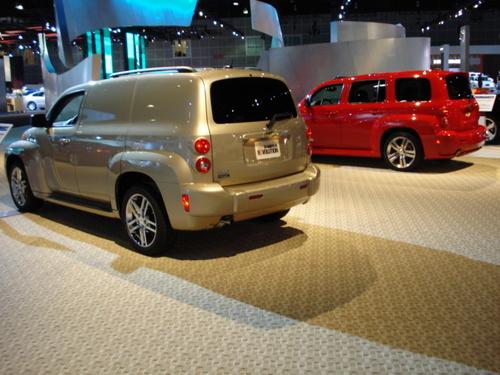 New Chevrolet HHR Models