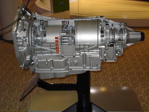 "GM ""Dual Mode Hybrid"" Transmission"