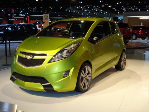 Inchon Small Car!