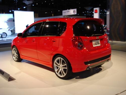 Chevrolet Aveo and Aveo5