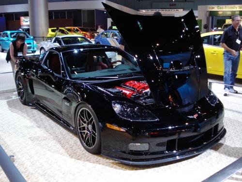 Jay Leno Corvette