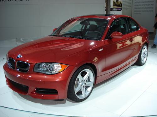 BMW's 1-Series Makes LA Debut