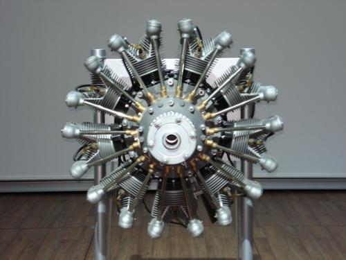 BMW Airplane Engine