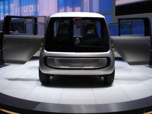 VW's Space Up!