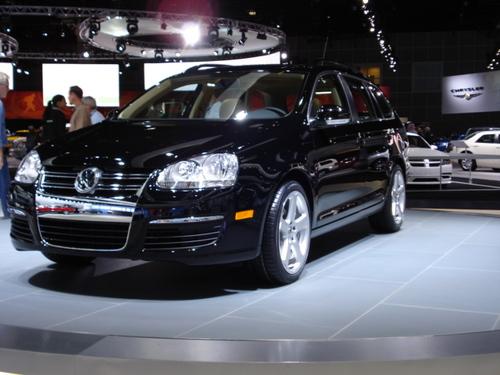 VW's Diesel Passat