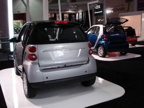 Smart Rear View