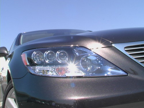 NEW FRONT AND REAR LIGHTING SYSTEMS