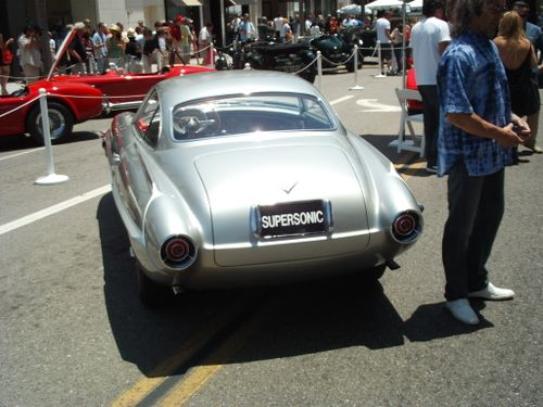 GHIA SUPERSONIC