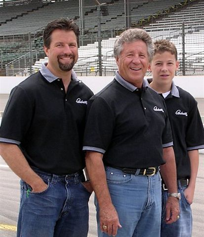 The Andretti Family