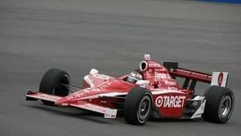 "Scott Dixon Places Third at Twin Ring Motegi's ""Honda 300"""
