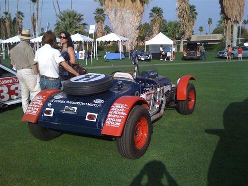 AK MILLAR'S MEXICAN ROAD RACE CAR
