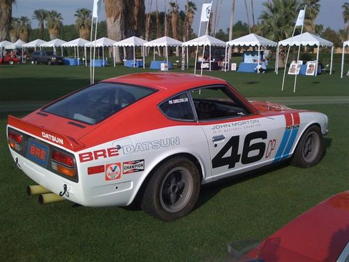 DATSUN ROAD RACE CAR