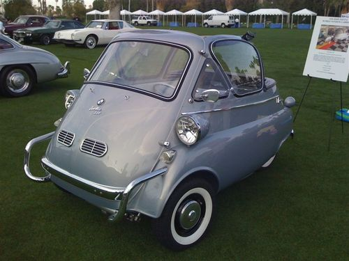 BMW ISETTA BUBBLE-WINDOW CONVERTIBLE
