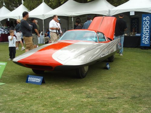 GHIA STREAMLINER COUPE CONCEPT