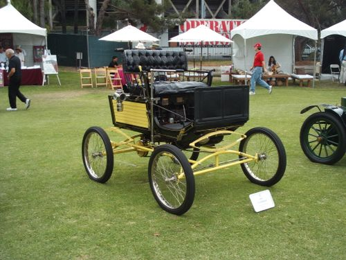 LOCOMOBILE - 1901