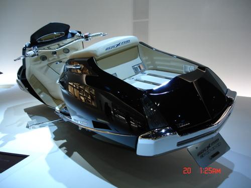 Yamaha Maxam picture