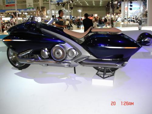 Yamaha Exotic Maxam 3000