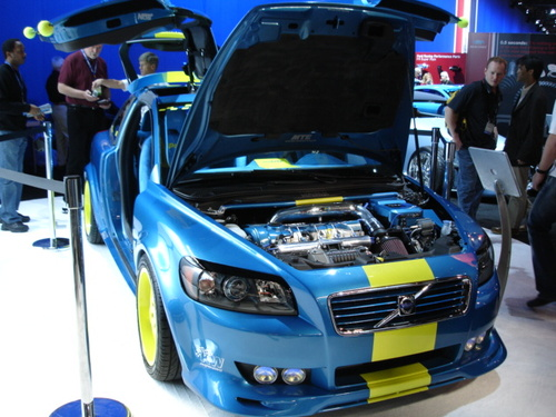 Volvo Modified C30 Front End
