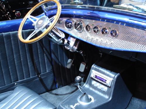 Shelby Hot Rod Interior
