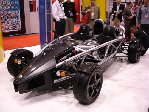 AerialAtom race car.