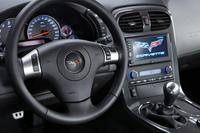 2009chevroletcorvettezr1interior