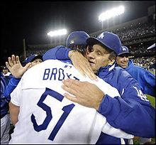 Dodgersjoetorrejonathanbroxtonrelie